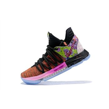 Nike KD 10 What The PE Mens Basketball Shoes