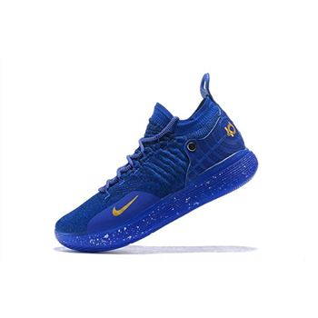 Nike KD 11 Agimat Philippines Dark Blue Gold