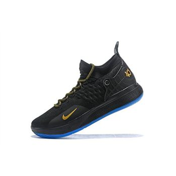 Nike KD 11 Black Metallic Gold