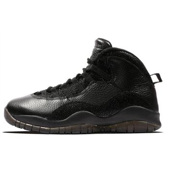 Air Jordan 10 Retro OVO Black For Sale