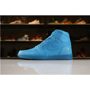 New Air Jordan 1 Retro High OG Gatorade Blue Lagoon AJ5997-455 For Sale
