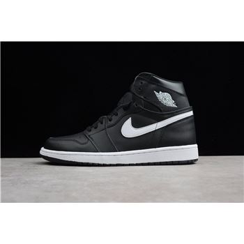 Air Jordan 1 Retro High OG Yin Yang Black/White-Black 555088-011