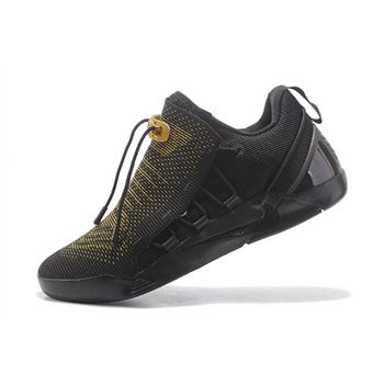 Nike Kobe AD NXT Black/Metallic Gold Cheap For Sale