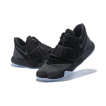 Nike KD Trey 5 VI Black Dark Grey Clear