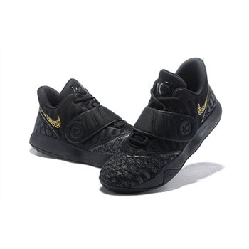 Nike KD Trey 5 VI Black Gold Mens Basketball Shoes