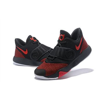Nike KD Trey 5 VI Black University Red White