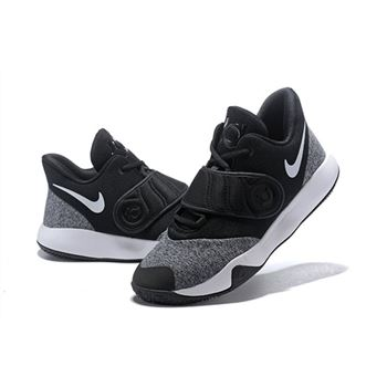Nike KD Trey 5 VI Black/White-Grey AA7067-001 For Sale