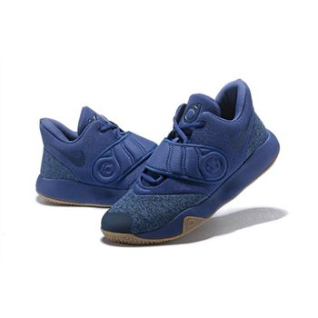 Nike KD Trey 5 VI Navy Blue Gum Mens Size Shoes