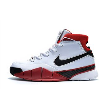 Nike Kobe 1 Protro All Star White Black Varsity Red