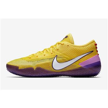 Nike Kobe AD NXT 360 Lakers Yellow Strike White