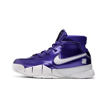 Nike Zoom Kobe 1 Protro Purple Patent Leather