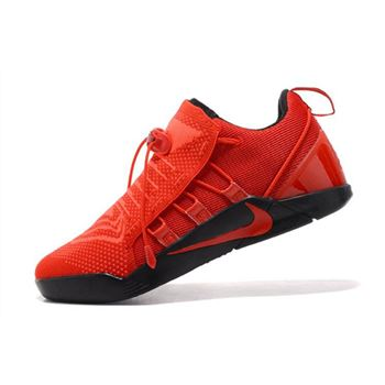 Nike Kobe AD NXT University Red Bright Crimson Black