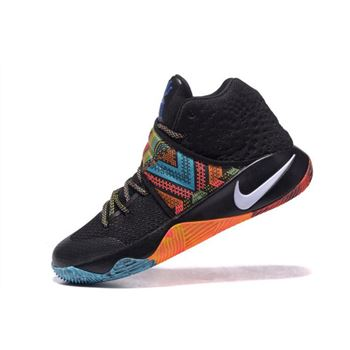 Nike Kyrie 2 BHM Black Multi Color