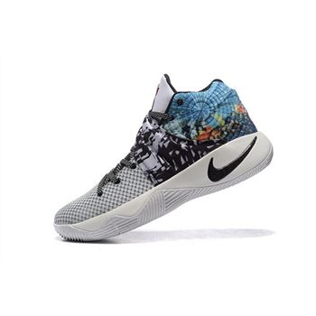 Nike Kyrie 2 Effect Multi-Color/White-Black For Sale