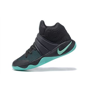 Nike Kyrie 2 Kyrie-Oke Black/Green Glow For Sale