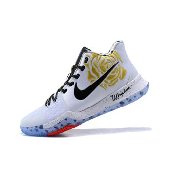 Sneaker Room x Nike Kyrie 3 Mom Gold Rose Mens Basketball Shoes