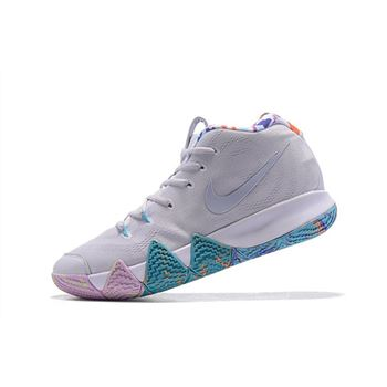 Nike Kyrie 4 Easter White Multicolor