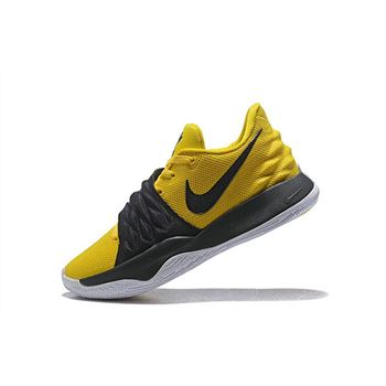 Nike Kyrie 4 Low Amarillo Black White