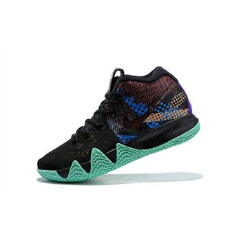 2018 Nike Kyrie 4 custom nike leopard print running shoes for women