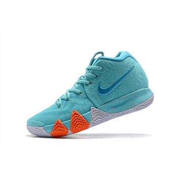 2018 Nike Kyrie 4 Power is Female Light Aqua/Neo Turquoise 943806-402