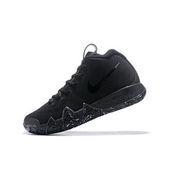 Nike Kyrie 4 Triple Black 943807-008 For Sale