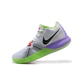 Nike Kyrie Flytrap White Black Red Purple Green Mens Shoes Free Shipping