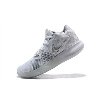 nike hyperdunk lows grey sneakers shoes White/Metallic Silver-Wolf Grey Free Shipping