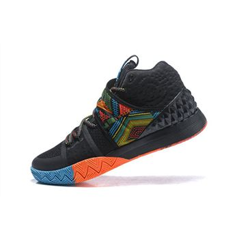 Nike Kyrie S1 Hybrid BHM Black Multi Color