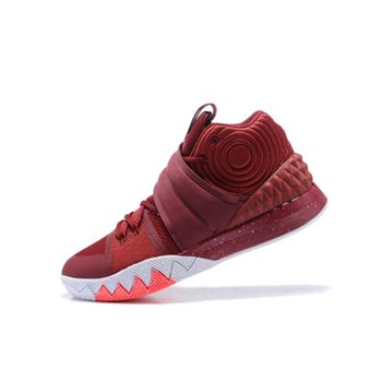 Nike Kyrie S1 Hybrid Wine Red Mens Basketball Shoes