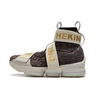 KITH x Nike LeBron 15 Lifestyle Stained Glass Mens Basketball Shoes