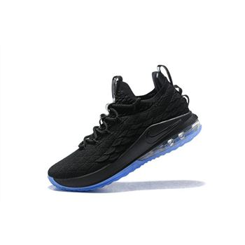 Nike LeBron 15 Low Black Ice Mens Basketball Shoes