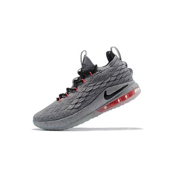 Nike LeBron 15 Low Flight Pack Cool Grey Black Teal Tint Sunset Pulse