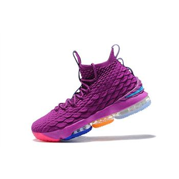 Nike LeBron 15 What The Volt Purple