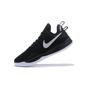 Nike LeBron Witness 3 Black/White For Sale