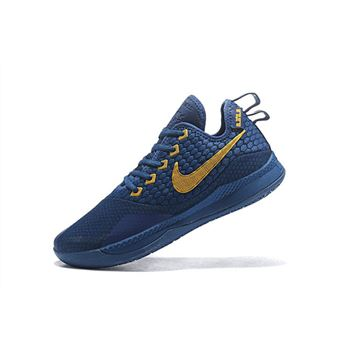 Nike Lebron Witness 3 Philippines Coastal Blue Metallic Gold