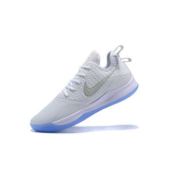 Nike Lebron Witness 3 White Metallic Silver