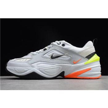 Nike M2K Tekno Pure Platinum Black Sail White