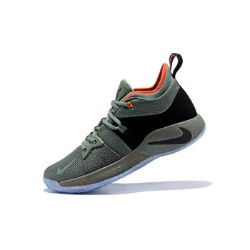Nike PG 2 All-Star Clay Green/Black Men's Size AO1750-300