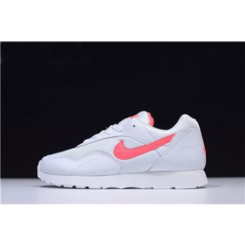 Womens Nike Outburst OG Solar Red Running Shoes