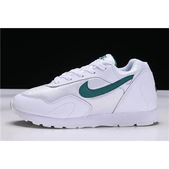 Womens Nike Outburst OG White Opal Green