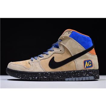 nike camo and orange dunks shoes for women images
