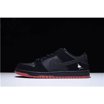 Jeff Staple x Nike SB Dunk Low Trd QS Black Pigeon