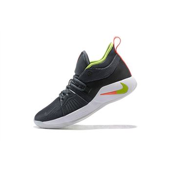 Nike PG 2 Hot Punch Anthracite/Hot Punch-White-Wolf Grey AJ2039-005