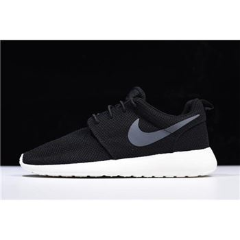 Nike Roshe One Black Anthracite Sail Running Shoes