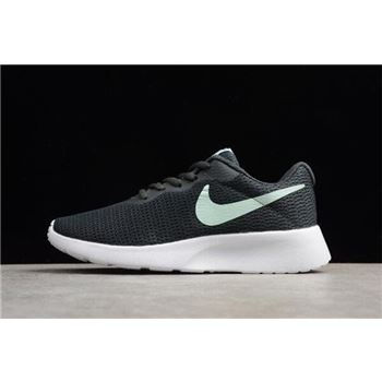 Nike Tanjun Anthracite Igloo White Womens Shoes