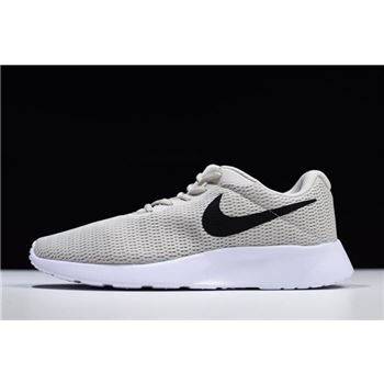 Nike Tanjun Light Bone Black White