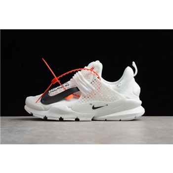 Custom Off-White x nike air presto 2016 colors chart kids girls 2017 In White 819686-058