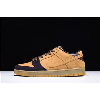 Nike SB Dunk Low Lewis Marnell Cappuccino Wheat Bronze
