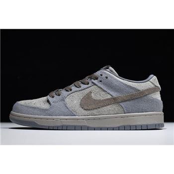 Nike SB Dunk Low Premium Tauntaun Medium Grey/Smoke-Cool Grey 854866-026