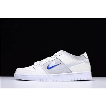 Nike SB Zoom Dunk Low Pro Decon QS x Soulland Sali Game Royal White